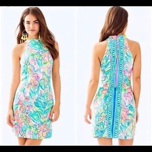 Lilly Pulitzer Krista shift dress NWT size 2